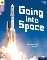 Oxford Reading Tree Word Sparks: Level 1+: Going into Space