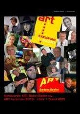 Art Karlsruhe 2013 / Kunstverein ART Baden-Baden e.V. Halle 1 Stand W05