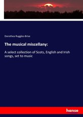 The musical miscellany: