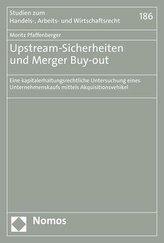 Upstream-Sicherheiten und Merger Buy-out