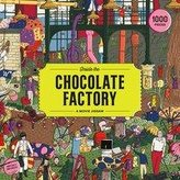 Inside the Chocolate Factory. Puzzle 1000 Teile