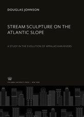 Stream Sculpture on the Atlantic Slope