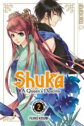 Shuka - A Queen\'s Destiny 02
