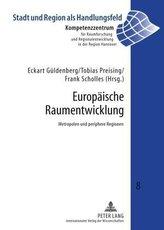 Europäische Raumentwicklung