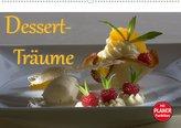 Dessert - Träume (Wandkalender 2020 DIN A2 quer)