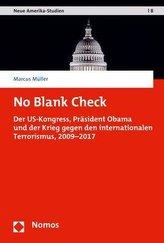 No Blank Check