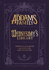 The Addams Family: Wednesday\'s Library