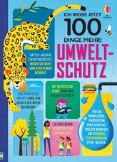 Ich weiß jetzt 100 Dinge mehr! Umweltschutz