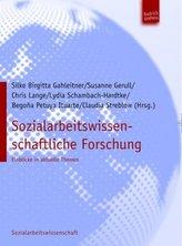 Sozialarbeitswissenschaftliche Forschung