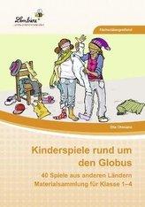 Kinderspiele rund um den Globus (PR)