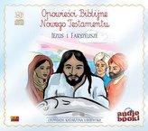 Opowieści Biblijne. Jezus i Faryzeusze audiobook