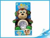 STARLIGHT PETS zvířátko plyšové-opice/lampička