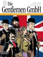 Die Gentlemen GmbH - Gesamtausgabe. Band 1: Im Auftrag Ihrer Majestät
