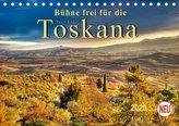 Bühne frei für die Toskana (Tischkalender 2020 DIN A5 quer)