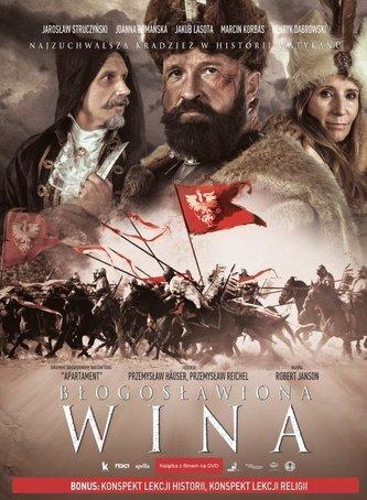 Błogosławiona Wina DVD