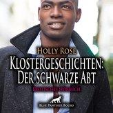 Klostergeschichten: Der schwarze Abt | Erotische Geschichte Audio CD