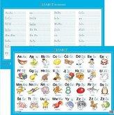 Podkładka edukacyjna - alfabet