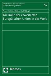 Die Rolle der erweiterten europäischen Union in der Welt