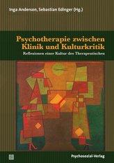 Psychotherapie zwischen Klinik und Kulturkritik