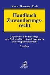 Handbuch Zuwanderungsrecht