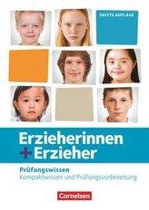 Erzieherinnen + Erzieher. Zu allen Bänden - Prüfungswissen. Schülerbuch