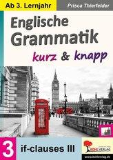 Englische Grammatik kurz & knapp / Band 3