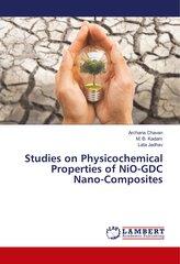 Studies on Physicochemical Properties of NiO-GDC Nano-Composites