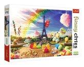 Puzzle 1000 Słodki Paryż TREFL