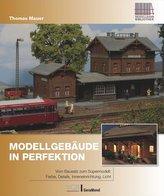 Modellgebäude in Perfektion