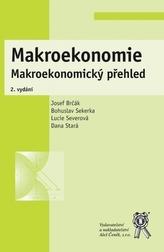 Makroekonomie. Makroekonomický přehled, 2. vydání