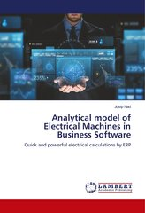 Analytical model of Electrical Machines in Business Software