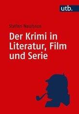 Der Krimi in Literatur, Film und Serie