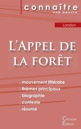 Fiche de lecture L\'Appel de la forêt de Jack London (Analyse littéraire de référence et résumé complet)