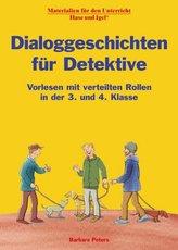 Dialoggeschichten für Detektive