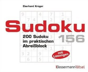 Sudoku Block. Bd.156
