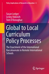 Global to Local Curriculum Policy Processes