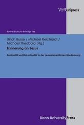 Erinnerung an Jesus