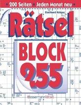 Rätselblock 255