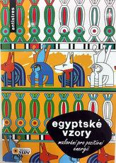 Egyptské vzory - Malování pro pozitivní enegii