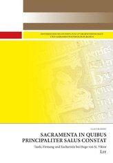 Sacramenta in quibus principaliter salus constat