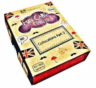Fun Card English Collocations Part 3 CREATIVO