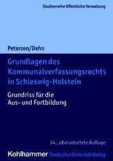 Grundlagen des Kommunalverfassungsrechts in Schleswig-Holstein