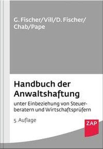 Handbuch der Anwaltshaftung