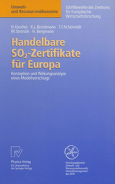 Handelbare SO2-Zertifikate für Europa