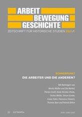 Arbeit - Bewegung - Geschichte. Zeitschrift für historische Studien 2021/I