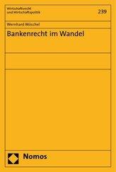 Bankenrecht im Wandel