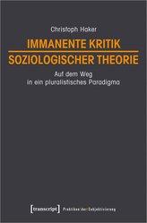 Immanente Kritik soziologischer Theorie
