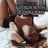 Klostergeschichten: Die sündige Nonne | Erotische Geschichte Audio CD