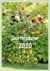 Gartenplaner (Wandkalender 2020 DIN A3 hoch)