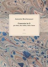 Antonín Reichenauer: Koncert G dur pro hoboj, smyčce a basso continuo